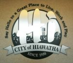 Hiawatha, Iowa city seal