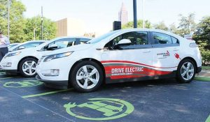 Savannah, Ga., is also welcoming electric vehicles, with a commitment to have 15 percent of the city's fleet powered by alternative fuels or hybrid technology by 2023. (Photo provided)