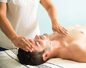 Reiki healing is gaining in popularity, and some police officers are taking part. This style of healing and therapy involves a healer realigning the body's chakras in order to promote balance. (Shutterstock photo)