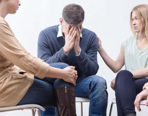 Peer support groups can be a highly effective way of assisting officers and promoting well-being. Fellow officers are able to discuss coping strategies and share similar experiences. Professional counseling can also be recommended, particularly with more advanced issues. (Shutterstock photo)