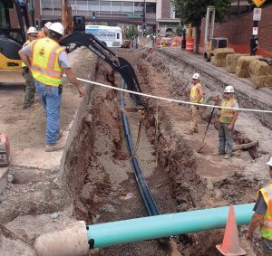 There is federal and state funding available for a wide variety of water infrastructure improvements, ranging from tests to pipe replacements. (Photo provided)