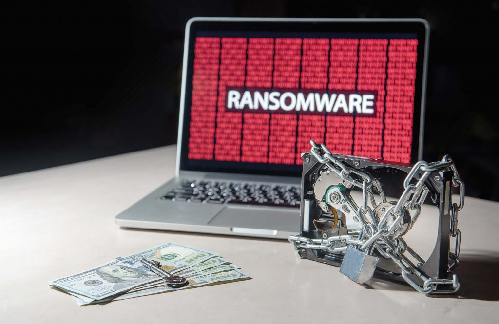 Hackers are zoning in on law enforcement agencies, which are storing more data online than ever before. With ransomware, hackers can hold data hostage unless they are given an oft en sizable sum of money.
