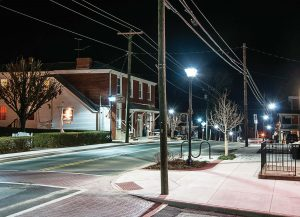Streetlights have been installed at key positions, providing another boost to safety and appearance. Positioned as a gateway to the Blue Ridge Mountains, Stanardsville hopes to tap into tourism and offer an unique experience for visitors. (Photo provided)