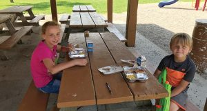 Sidney, Ohio's, summer meal program is funded through an Ohio Department of Education grant. (Photo provided)