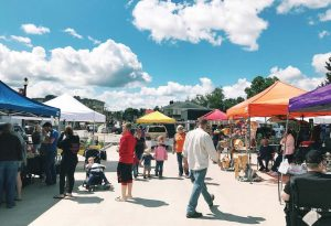 Viroqua, Wis.'s, food scene has landed it on the map as a destination. Its farmer's market is one of the largest farmer's markets in the state, with more than 60 seasonal vendors and a packed house every weekend. (Photo provided)