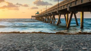 Deerfield Beach boasts cleaner beaches