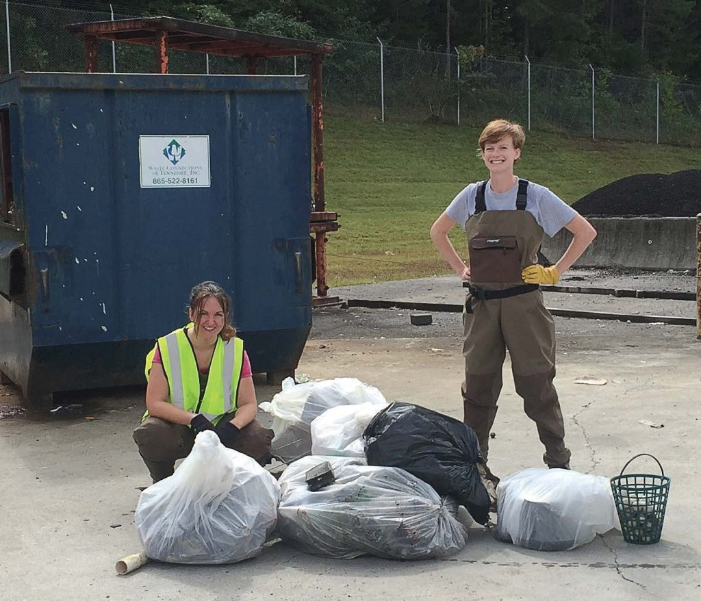 Oak Ridge, Tenn.'s, COR Values: Recycling program built camaraderie as city employees worked to increase recycling. While audits were performed to track progress, the program itself was lighthearted and offered fun incentives to get everyone on board. (Photo provided)