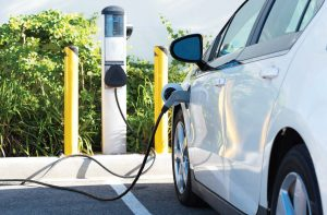 Fleet managers will have to step out of their comfort zone and speak with stakeholders in other departments, such as facilities, while the project is still in its infancy. It will be important to know who manages the parking lot where you want to install EV chargers. (Shutterstock.com)