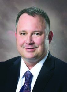 Newton City Administrator Matt Muckler