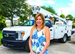 Boca Raton Fleet Contract Administrator Su Breslow says Sourcewell contracts are a helpful tool. (Photo provided)