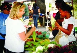 Its farmer's market is just one draw for people of all generations to move to Wellington, Fla. (Photo provided)