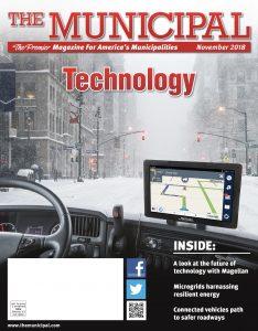 November Municipal 2018 Magazine