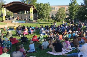 Bloomington's performing arts series has been a popular addition to its summer, allowing locals of all ages and college students from Indiana University to enjoy a variety of musical and theatrical performances. (Photo provided)