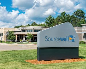 Sourcewell helps government agencies, educational institutions and nonprofit organizations work more efficiently by providing cooperative purchasing agreements and other benefits. (Photo provided)