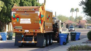 In addition to learning about solid waste, apprentices in Phoenix's Solid Waste Equipment Operators Apprenticeship Program learn about the city itself and its culture. (Photo provided)