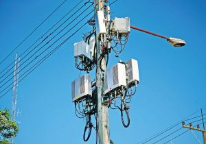 5G antennas can be more intrusive than made out to be and could be an eyesore in residential areas. (Photo provided)