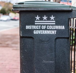 Washington, D.C., launched Zero Waste DC in 2018 with the goal of diverting 80 percent of citywide waste from landfills and waste to energy facilities. (Kristi Blokhin/Shutterstock. com)