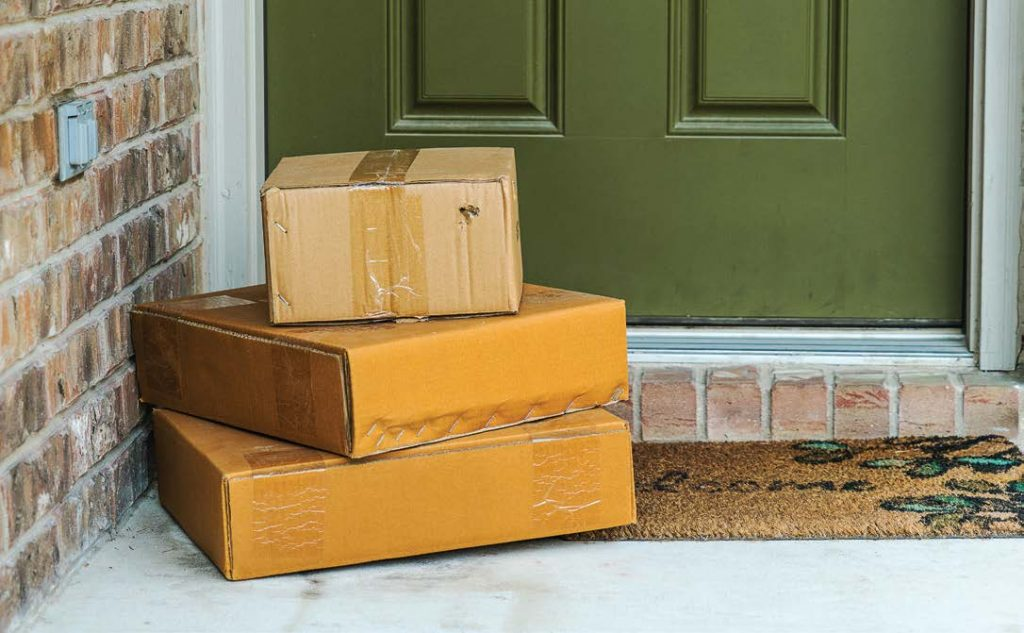 While some residents have invested in their own porch cameras to monitor their packages, sometimes it's not enough. So various law enforcement agencies have stepped up to serve the public and prevent their gifts and investments from being stolen. (Shutterstock.com)