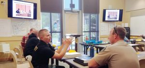 Standard field sobriety tests allow officers to assess situations; however, they are not always 100 percent absolute. Ashby added that neither is the smell of cannabis, but it does lead to further investigation. (Photo provided)
