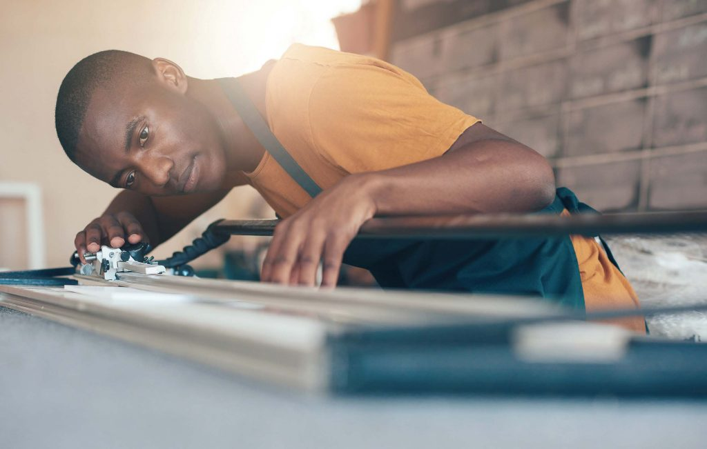 The city of Detroit, Mich., is working to get more Detroit residents involved in skilled trades careers with the implementation of their new Skilled Trades Employment Program. (Shutterstock.com)