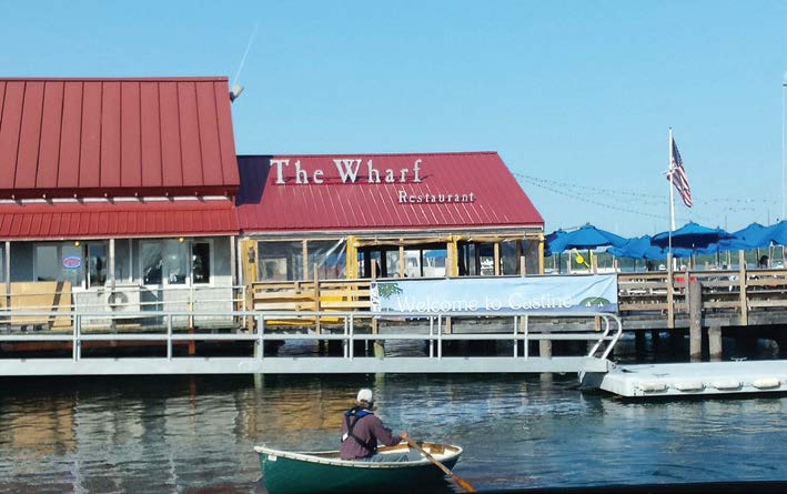 Visitors can enjoy all of the best of Maine in Castine from recreation to seafood. (Photo provided)