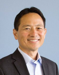 Palo Alto, Calif., City Manager Ed Shikada