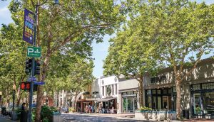 Palo Alto is pursuing a number of infrastructure projects, including a public safety building and freeway bike bridge. (Lynn Yeh/Shutterstock.com)