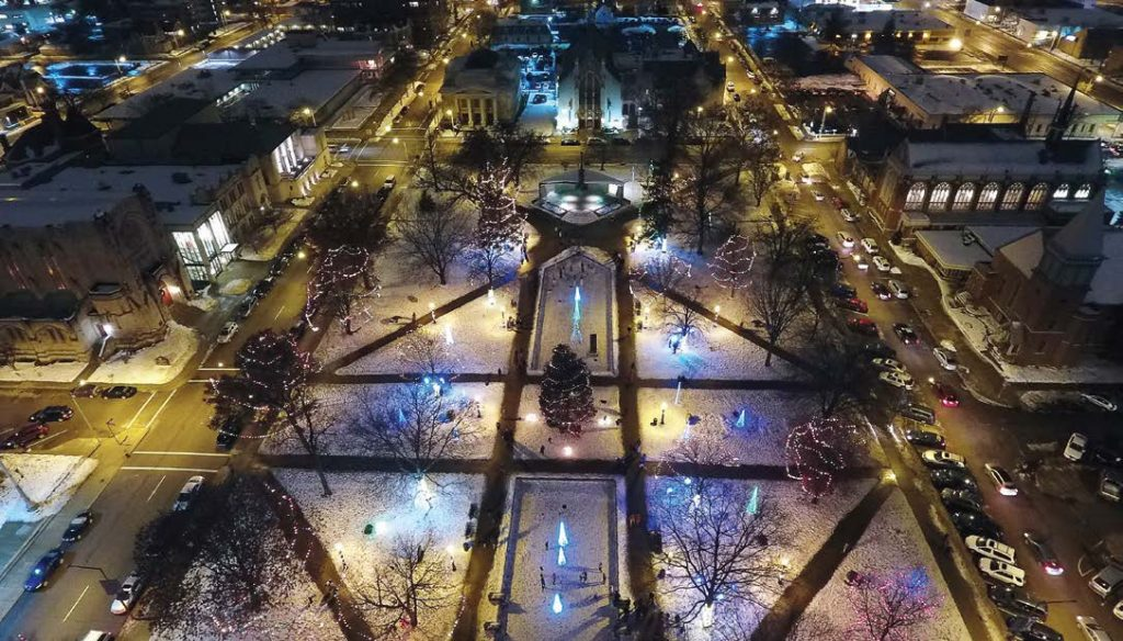 To bridge structural budget challenges felt by many Rust Belt cities, Kalamazoo, Mich., signed off on the Foundation for Excellence, which was made possible by local philanthropists who wanted to see the city and its residents thrive. (Shutterstock.com)
