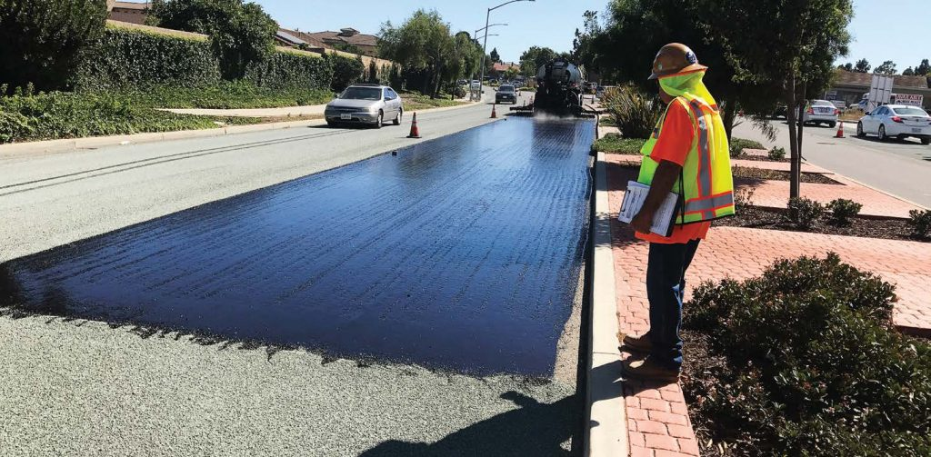 Santa Maria is in the process of grading all of its roads, using the pavement condition index. To better track conditions, it has enlisted the help of StreetSaver and Pavement Engineering Inc. (Photo provided)
