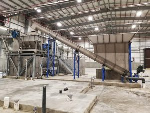 Pictured is the Wasatch Resource Recovery project's receiving building. (Photo provided)