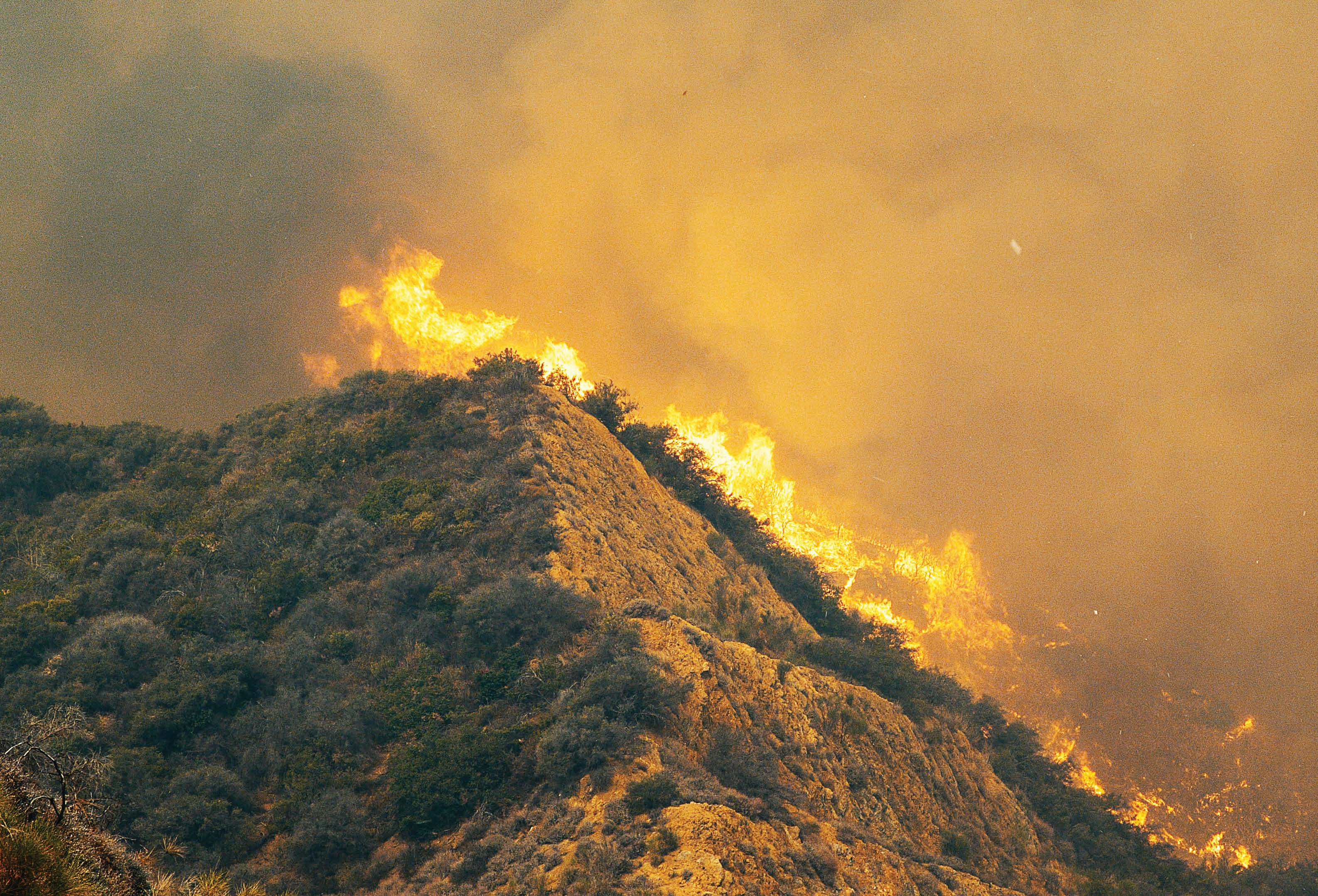 California Wildfires Bring New Fire Behavior And Fire