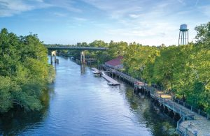 The Conway, S.C., Riverwalk is popular with residents and visitors alike, connecting people with the beautiful Waccamaw River. (Photo provided)