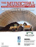 January 2020 Municipal Magazine Cover