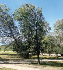 Milledgeville, Georgia parks