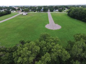 Lincoln, Kansas free land program