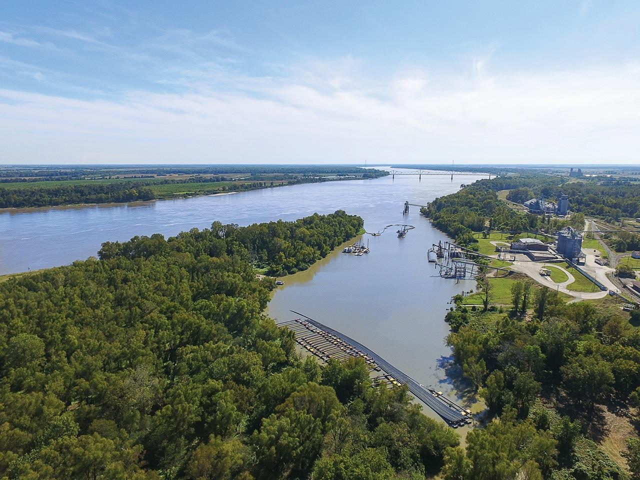 Helena's Mississippi River Bridge