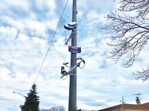 weather monitor sensors Niles, Illinois