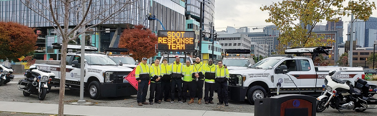 Seattle Response Team; Seattle, Washington