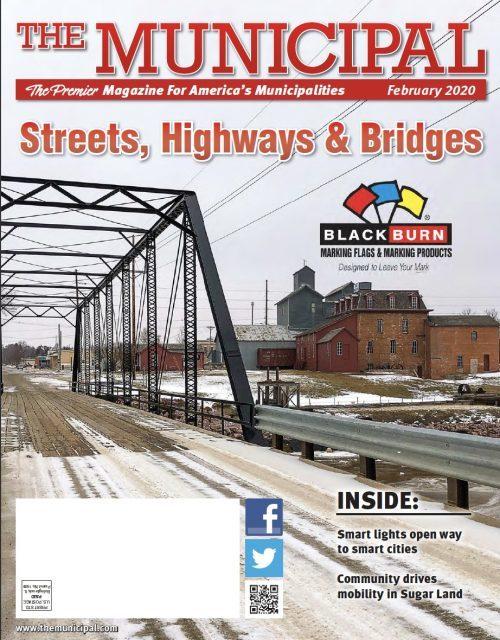 The Municipal Magazine March 2020 Cover