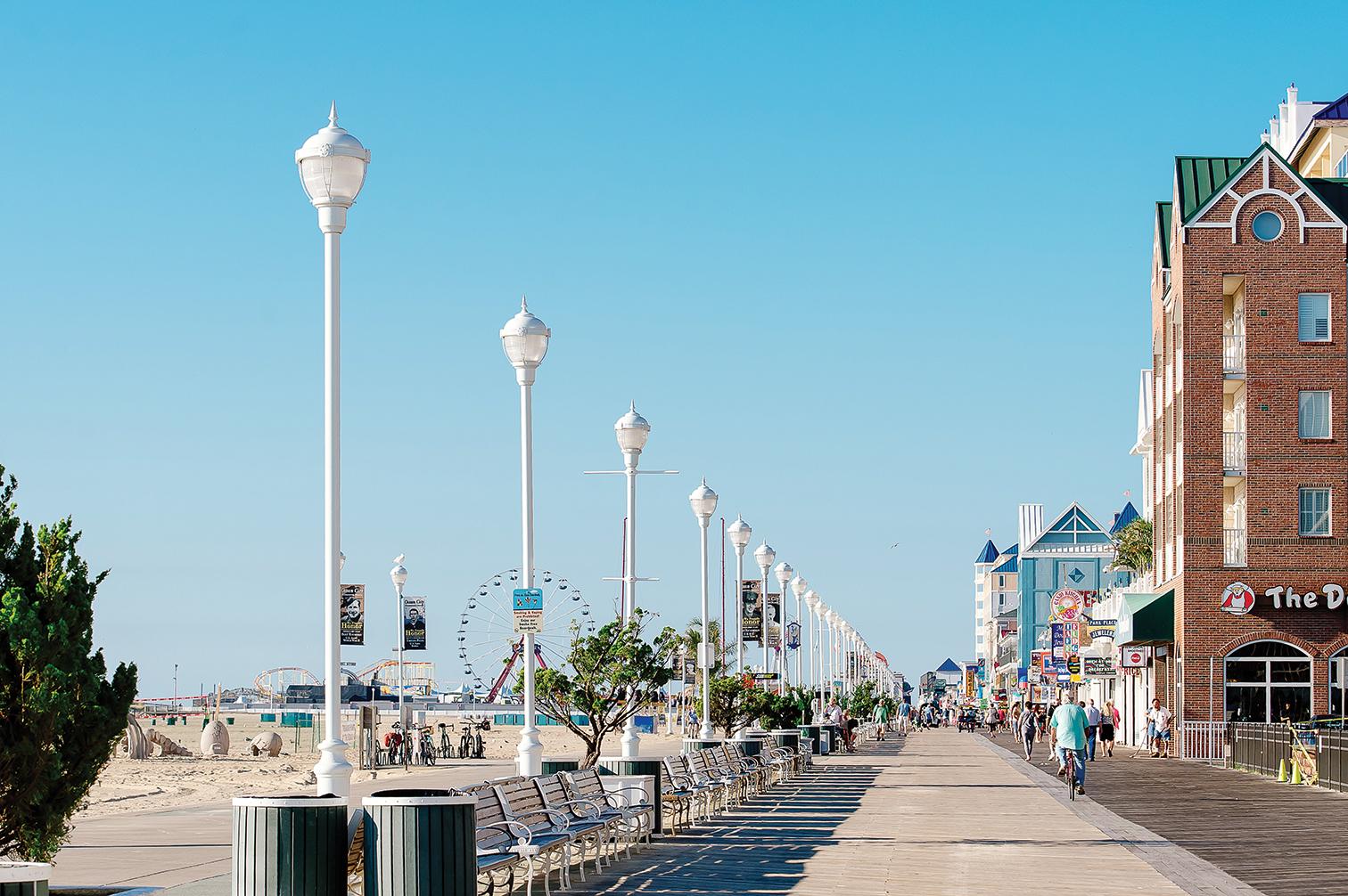 Ocean City Maryland