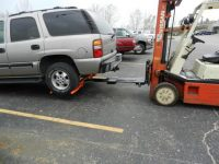 Move Cars with your Forklift!